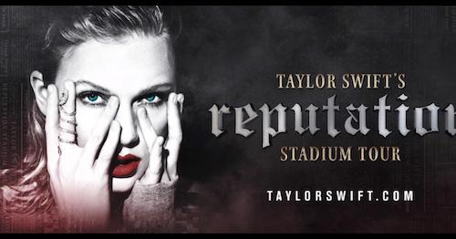 Reputation Stadium Tour