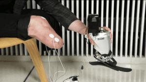 ロボット義足