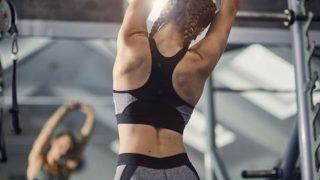 女性トレーニング
