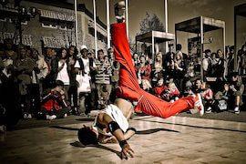 ブレイクダンス画像