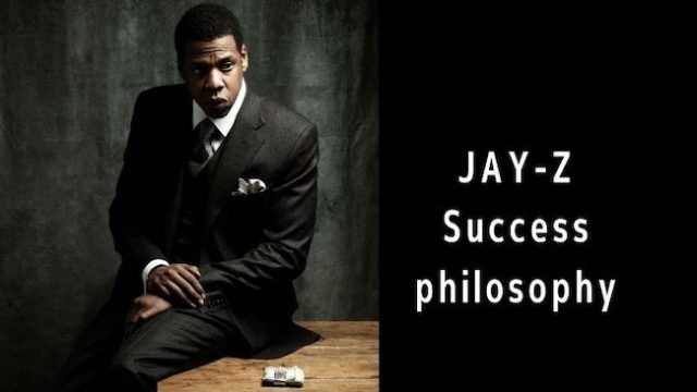 JAY-Z Success philosophy