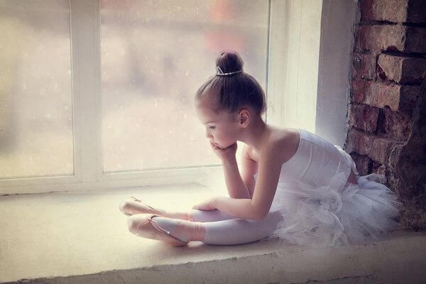 Ballet supplies children