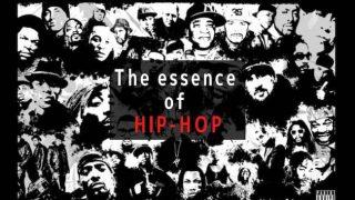The essence of hip hop